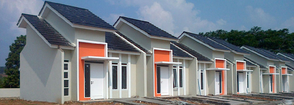 rumah semi real estat